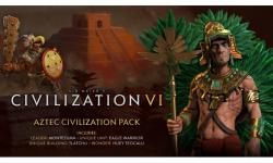 2K Games Civilization VI Aztec  Civilization Pack DLC (PC)