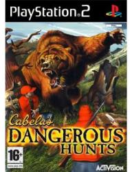 Activision Cabela's Dangerous Hunts (PS2)