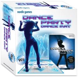 Nordic Games Dance Party Club Hits [Mat Bundle] (Wii)