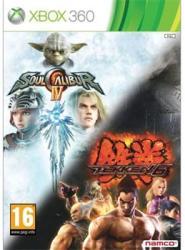 Namco Bandai Soul Calibur IV + Tekken 6 (Xbox 360)
