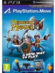 Sony Medieval Moves [Move Starter Pack] (PS3)