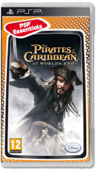 Disney Pirates of the Caribbean At World's End [Essentials] (PSP)