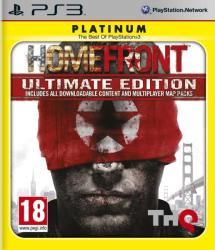 THQ Homefront [Ultimate Edition-Platinum] (PS3)