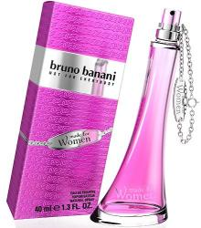bruno banani Made for Women EDT 50ml