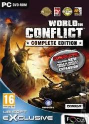 Ubisoft World in Conflict [Complete Edition-Ubisoft Exclusive] (PC)
