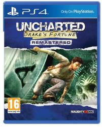 Sony Uncharted Drake's Fortune Remastered (PS4)