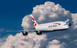 Revell Airbus A380 British Airways Easykit (6599)