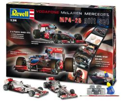 Revell Vodafone Mclaren Mercedes MP4-25 Gift Set 1/24 5717