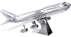 Metal Earth Boing 747 Jumbo Jet (502502)