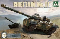 TAKOM British Main Battle Tank Chieftain Mk 11