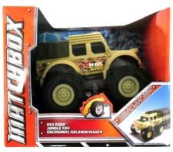 Matchbox Monster lendkerekes 4x4 terepjáró