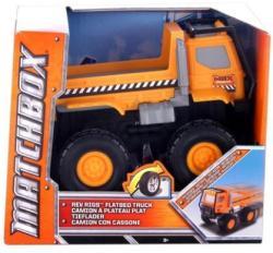 Matchbox Monster lendkerekes platós teherautó