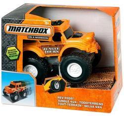 Matchbox 4x4 Jungel jármű 1:43