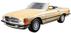 Bburago Street Classics - Mercedes 450 SL Cabrio (1977) 1:32