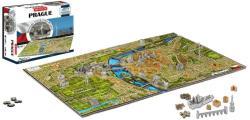4D Cityscape 4D Puzzle - Prága