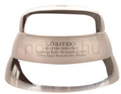Shiseido Bio-Performance Advanced Super Revitalizing Cream nappali revitalizáló és megújjító krém a bőröregedés ellen 50ml