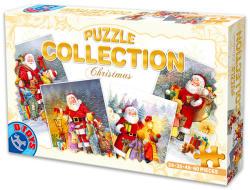 D-Toys Karácsonyi 4 az 1-ben puzzle (D-TOYS-67340)