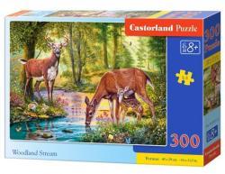 Castorland Erdei patak 300 db-os (B-030132)