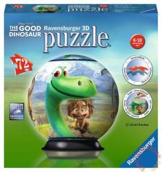 Ravensburger Dínó tesó 3D gömb puzzle 72 db-os (12175)