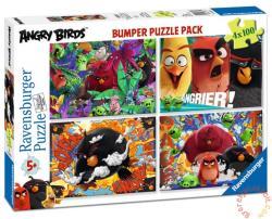 Ravensburger Angry Birds 4x100 db-os (06862)