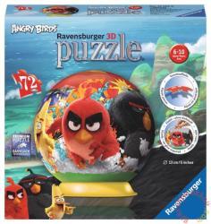 Ravensburger Angry Birds 3D gömb puzzle 72 db-os (12196)