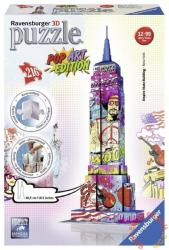 Ravensburger Pop Art Edition - Empire State Building 3D puzzle 216 db-os (12599)