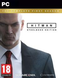 Square Enix Hitman The Complete First Season [Steelbook Edition] (PC)