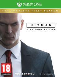 Square Enix Hitman The Complete First Season [Steelbook Edition] (Xbox One)