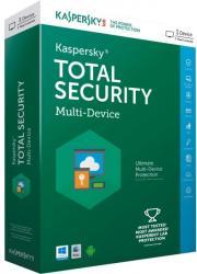 Kaspersky Total Security 2017 Multi-Device EEMEA Edition Renewal (1 Device, 1 Year) KL1919OCAFR