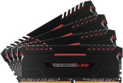Corsair Vengeance LED 32GB (4x8GB) DDR4 3200MHz CMU32GX4M4C3200C16R