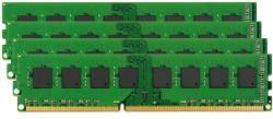 Kingston 128GB (4x32GB) DDR4 2400MHz KVR24R17D4K4/128I