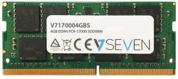 V7 4GB DDR4 2133MHz V7170004GBS