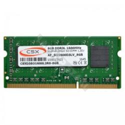 CSX 8GB DDR3L 1600MHz CSXD3SO1600L2R8-8GB