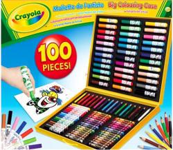 Crayola 100 db-os óriás színező készlet