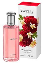Yardley English Dahlia EDT 50ml