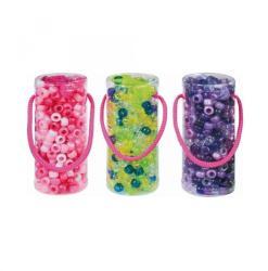 LENA Színes gyöngyök palackban (32720)