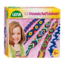 LENA Barátság karkötő fonó készlet (42013)