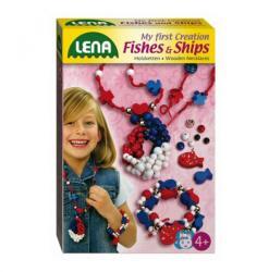 LENA Halas nyaklánc és karkötő készítő (36221)
