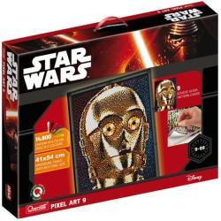 Quercetti Pixel Art Star Wars C-3PO pötyi 14800db-os
