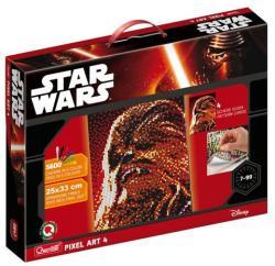 Quercetti Pixel Art Star Wars Chewbacca pötyi 5600db-os