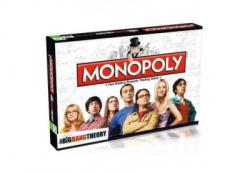 Hasbro Monopoly The Big Bang Theory (Agymenők)
