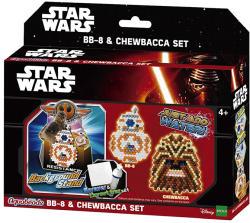 Flair Aquabeads Star Wars BB-8 és Chewbacca kreatív gyöngy szett (20FLR30148)