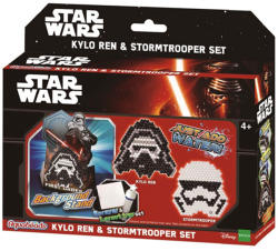 Flair Aquabeads Star Wars Kylo Ren és Rohamosztagos kreatív gyöngy szett (20FLR30158)
