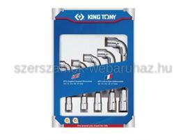 KING TONY Hajlított csőkulcs készlet 5darabos 10-17mm (1805MR)