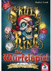 Schmidt Spiele Skull King - A Koponyakirály kockajáték