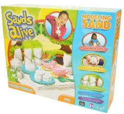Sands Alive! Erdei barátok, tea party homokgyurma szett 675g
