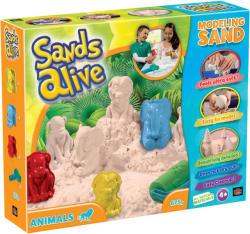Sands Alive! Állatok homokgyurma szett 675g