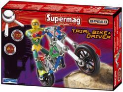 Supermag Speed - Mágneses Trial bike kerékpárossal