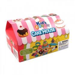Kid's Toys Sütemény készítő gyurmakészlet - 11 db-os (KIDS-11669)