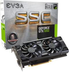 EVGA GeForce GTX 1050 SSC GAMING ACX 3.0 2GB GDDR5 128bit PCIe (02G-P4-6154-KR)